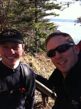 Hiking Cape Chignecto
