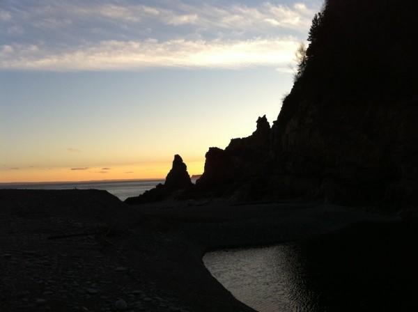 Sunset Cape Chignecto