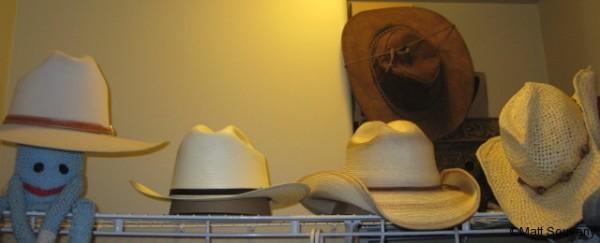 Resistol Stetson Sunbody Hats