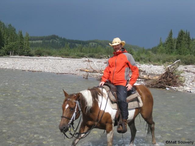 Horse River Crossing