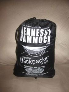 Hammock Packed