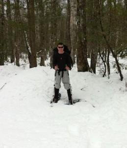Snowshoes at Kejimkujik