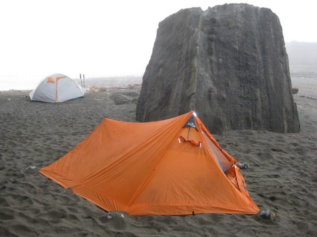 NightHaven Tent Beach West Coast Trail