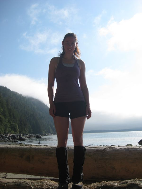 West Coast Trail Girl Tips7