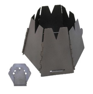 Vargo Hexagon Backpacking Wood Stove